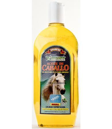 SHAMPOO ACEITE DE CABALLO 450 ML NATURAMEX