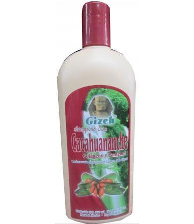 SHAMPOO CACAHUANANCHE 500 ML GIZEH