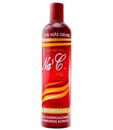 SHAMPOO NA-C PLUS CONCENTRADO 650 ML