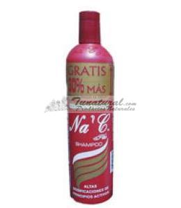 SHAMPOO NAC CONCENTRADO 650 ML.