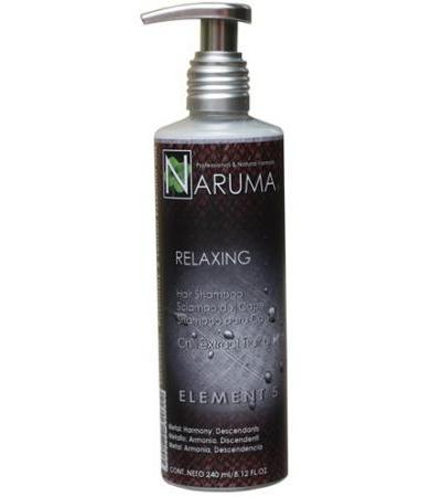 SHAMPOO RELAXING 240 ML NARUMA
