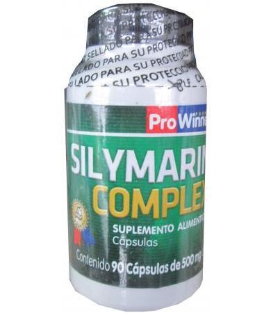 SILYMARIN COMPLEX 90 CAP PRONAT