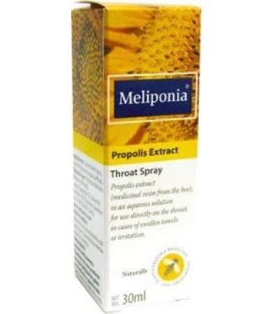 SPRAY BUCOFARINGEO 30ML MELIPONIA