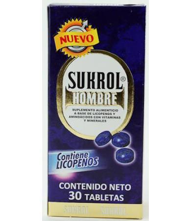 Espraden+Tabletas+Para+Que+Sirve Tunatural.com - SUKROL HOMBRE 30 ...