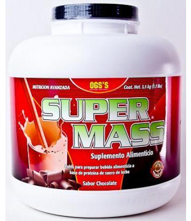 SUPER MASS CHOCOLATE 3500 G OGS S