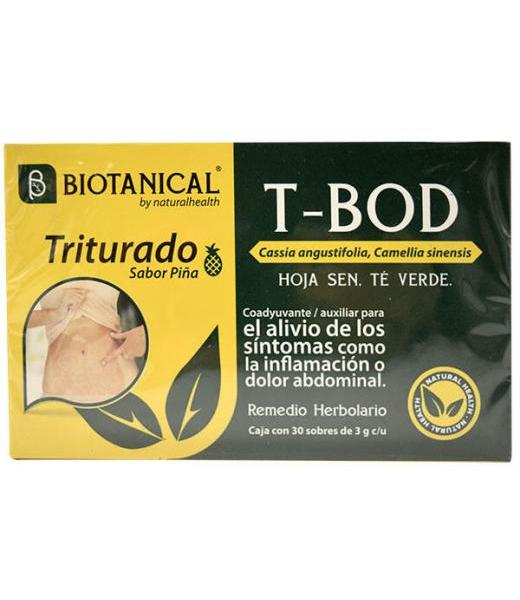T BOD PIÑA 30 SOB NATURAL HEALTH