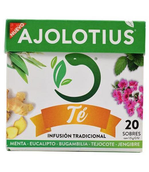 TE AJOLOTIUS 20 SOB AJOLOTIUS