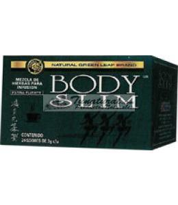 TE BODY SLIM 3 BAILARINAS 24 SOBRES