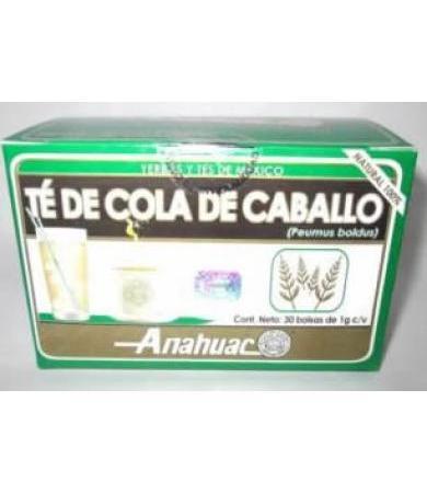 TE COLA DE CABALLO ANAHUAC 30 SOBRES