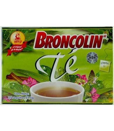 TE DE ARNICA 25 SOB BRONCOLIN