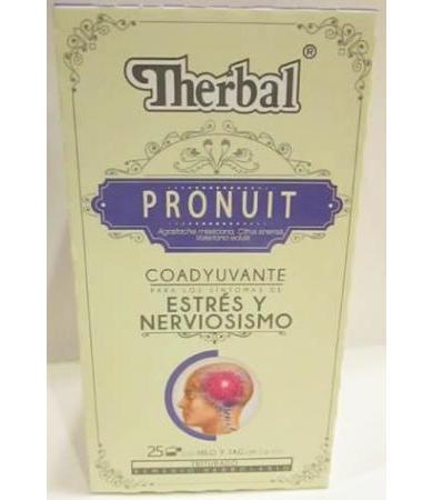 TE PRONUIT 25 SOB THERBAL