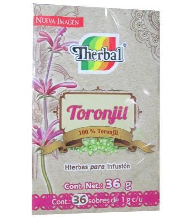 TE TORONJIL THERBAL 36SOB