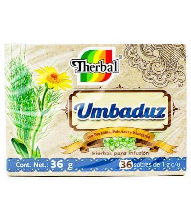 TE UMBADUZ 36 SOB THERBAL