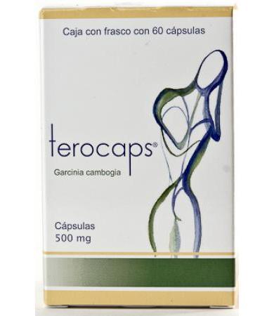 TEROCAPS GARCINIA 60 CAPS