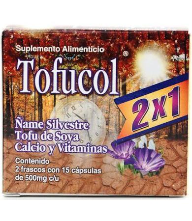TOFUCOL 15 CAP  2 X 1
