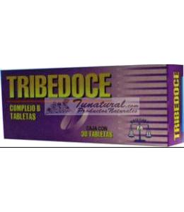 TRIBEDOCE COMPLEJO B TABLETAS 30 TABS