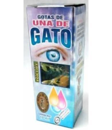 U�A DE GATO GOTAS 10 ML MAYAMEX