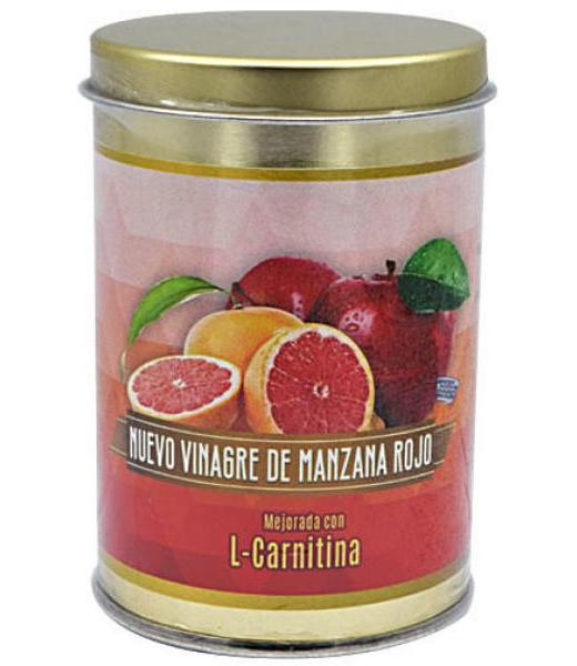 VINAGRE DE MANZANA 180 TAB TAO BOTANICA