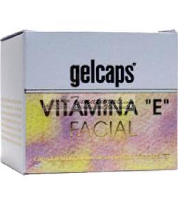VITAMINA E FACIAL GELCAPS 30 CAPSULAS