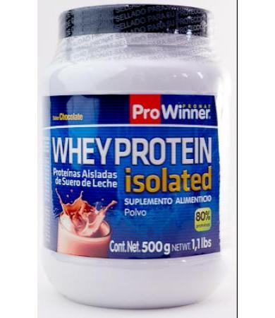 WHEY PROTEIN ISOLATE CHOCO 500 G PRONAT