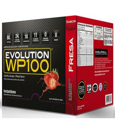 WP100 FRESA 32.8 G EVOLUTION P 20