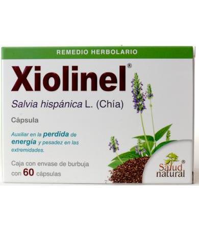 XIOLINEL(CHIA) 60 CAP
