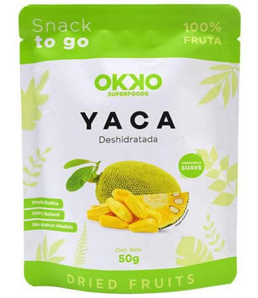 YACA DESHIDRATADA 50 G OKKO