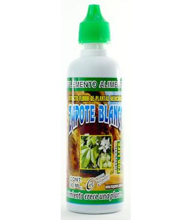ZAPOTE BLANCO EXTRACTO 75 ML MAYAMEX